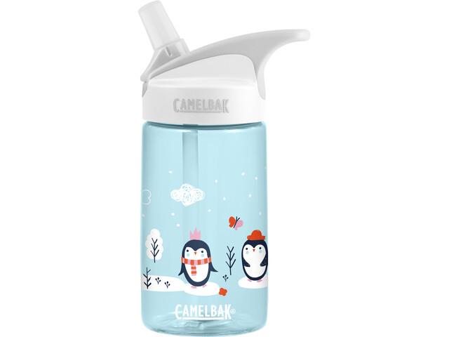 CamelBak Eddy Holiday LTD Drinking Bottle 400ml Kids, sweet penguins